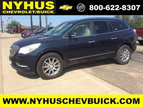 2017 Buick Enclave for sale at Nyhus Chevrolet Buick in Staples MN
