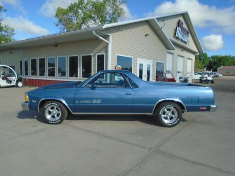 1980 Chevrolet El Camino for sale at Milaca Motors in Milaca MN
