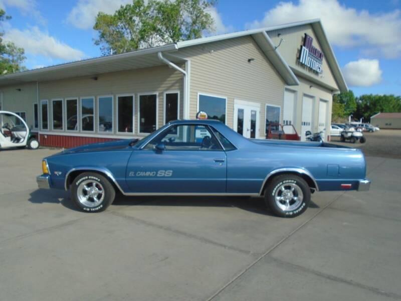 1980 Chevrolet El Camino for sale in Milaca, MN
