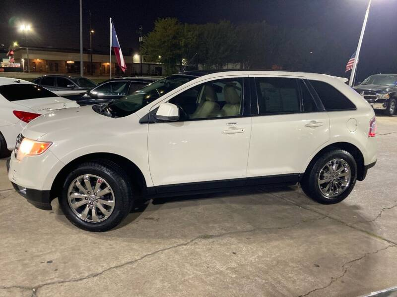 2008 Ford Edge Limited 4dr Crossover - Houston TX