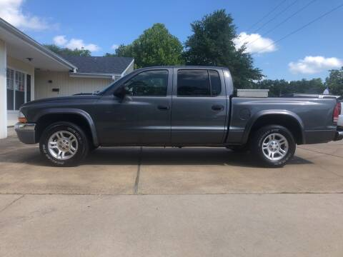 2003 Dodge Dakota for sale at H3 Auto Group in Huntsville TX