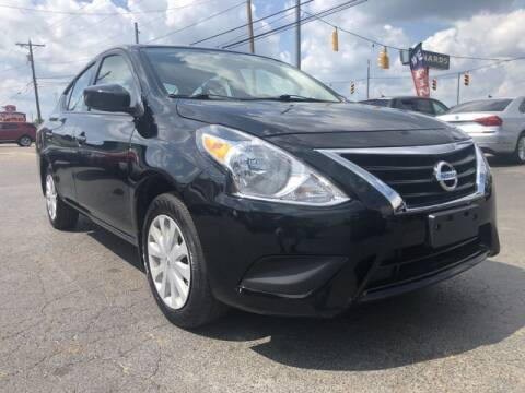 2019 Nissan Versa for sale at Instant Auto Sales in Chillicothe OH
