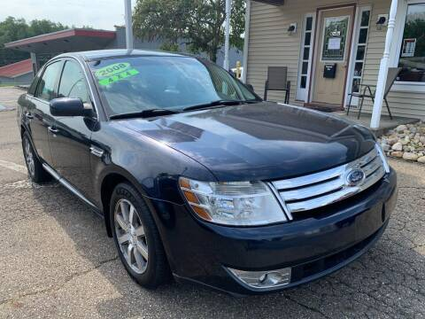 2008 Ford Taurus for sale at G & G Auto Sales in Steubenville OH