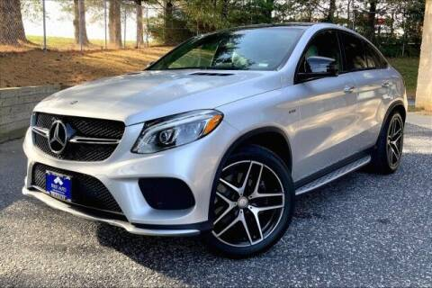 2016 Mercedes-Benz GLE for sale at TRUST AUTO in Sykesville MD