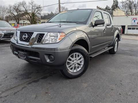 2016 Nissan Frontier for sale at GAHANNA AUTO SALES in Gahanna OH