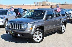 2013 Jeep Patriot for sale at Best Wheels Imports in Johnston RI