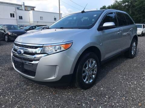 2012 Ford Edge for sale at Independent Auto Sales in Pawtucket RI