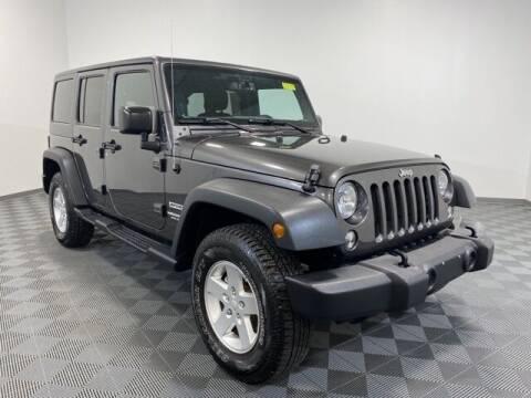 2017 Jeep Wrangler Unlimited for sale at Renn Kirby Kia in Gettysburg PA
