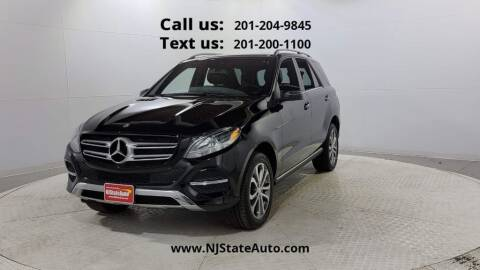 2016 Mercedes-Benz GLE for sale at NJ State Auto Used Cars in Jersey City NJ