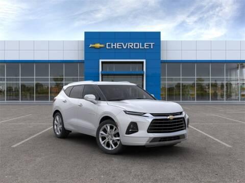 2020 Chevrolet Blazer for sale at MATTHEWS HARGREAVES CHEVROLET in Royal Oak MI