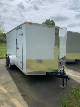 2021 New Cynergy 7x14 Basic for sale at Tripp Auto & Cycle Sales Inc in Grimesland NC