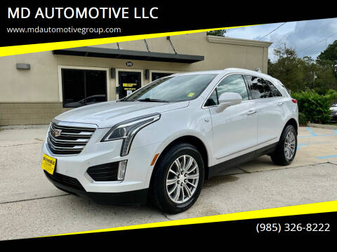 2017 Cadillac XT5 for sale at MD AUTOMOTIVE LLC in Slidell LA