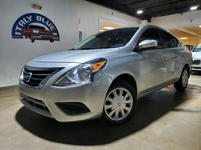 2017 Nissan Versa for sale at Italy Blue Auto Sales llc in Miami FL