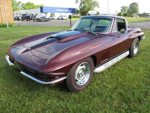1967 Chevrolet Corvette for sale at NJ Enterprises in Indianapolis IN