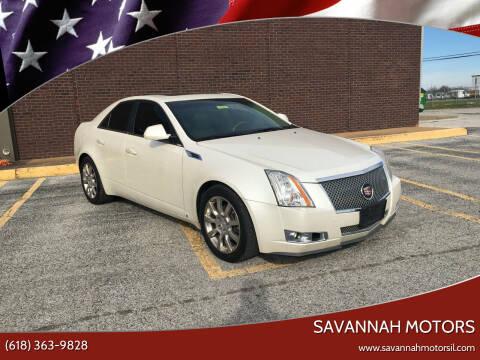 2009 Cadillac CTS for sale at Savannah Motors in Cahokia IL