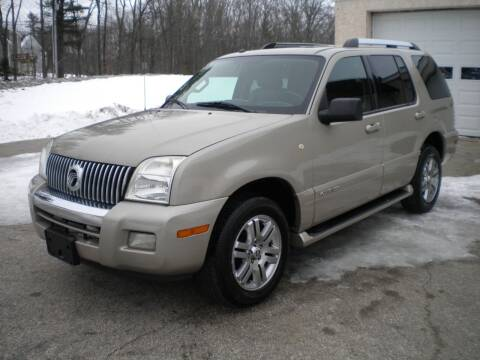 2007 Mercury Mountaineer for sale at Route 111 Auto Sales in Hampstead NH