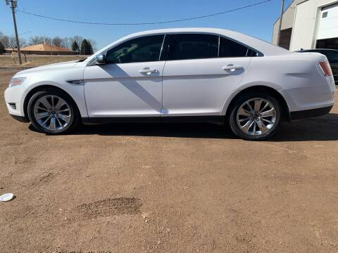 2011 Ford Taurus for sale at RMI in Chancellor SD