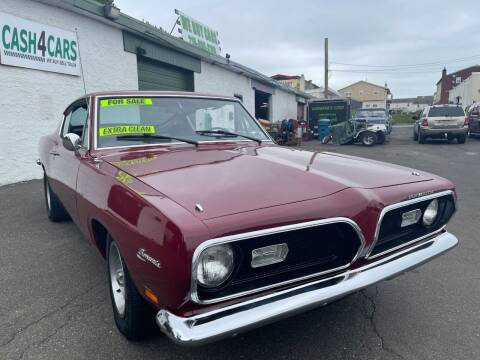 1969 Plymouth Barracuda for sale at Cash 4 Cars in Penndel PA
