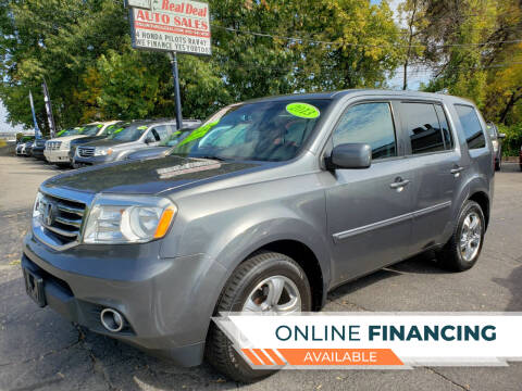 2013 Honda Pilot for sale at Real Deal Auto Sales in Manchester NH
