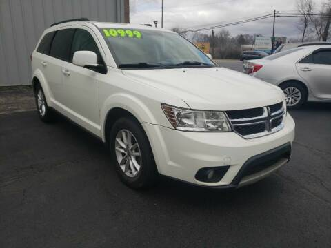 2013 Dodge Journey for sale at Used Car Factory Sales & Service Troy in Troy OH