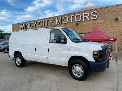 2013 Ford E-Series Cargo for sale at Windy City Motors in Chicago IL