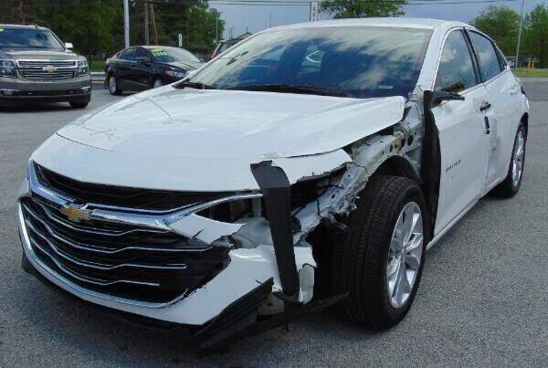 2020 Chevrolet Malibu for sale at Kenny's Auto Wrecking in Lima OH