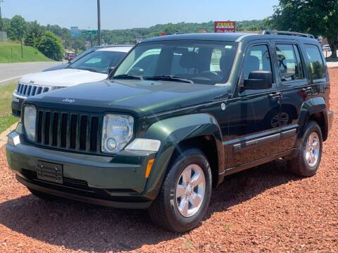 2011 Jeep Liberty for sale at Big Daddy's Auto in Winston-Salem NC