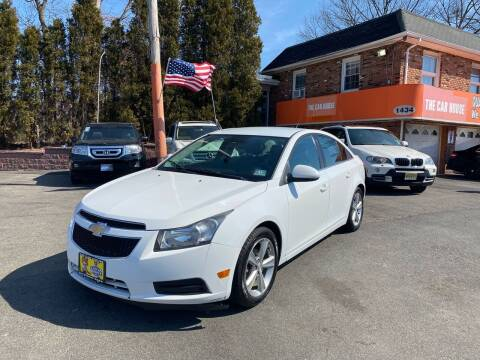 2012 Chevrolet Cruze for sale at Bloomingdale Auto Group in Bloomingdale NJ