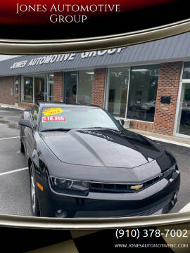 2014 Chevrolet Camaro for sale at Jones Automotive Group in Jacksonville NC