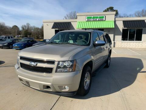 2013 Chevrolet Suburban for sale at Cross Motor Group in Rock Hill SC