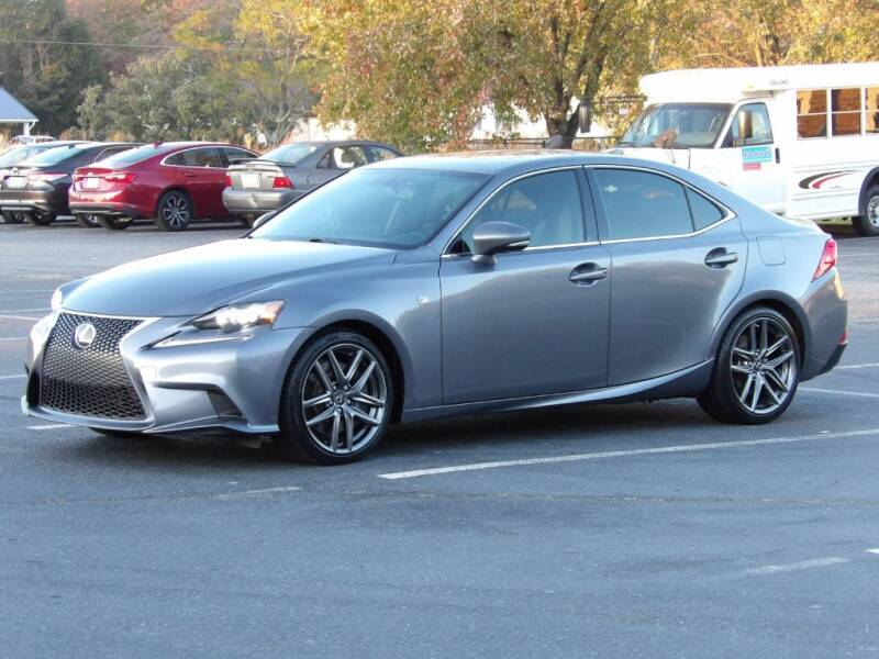 2016 Lexus IS 300 for sale at Access Auto in Kernersville NC