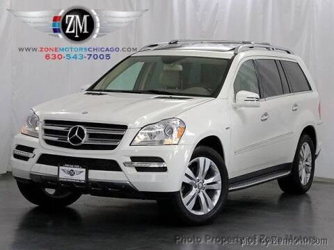 2011 Mercedes-Benz GL-Class for sale at ZONE MOTORS in Addison IL