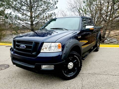 2004 Ford F-150 for sale at Excalibur Auto Sales in Palatine IL