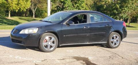 2008 Pontiac G6 for sale at Superior Auto Sales in Miamisburg OH