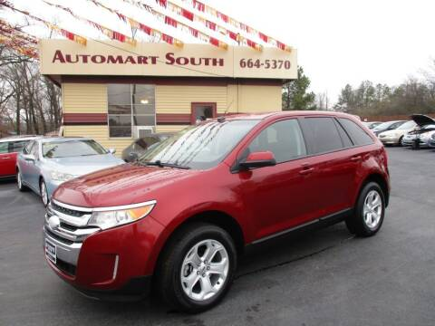 2013 Ford Edge for sale at Automart South in Alabaster AL