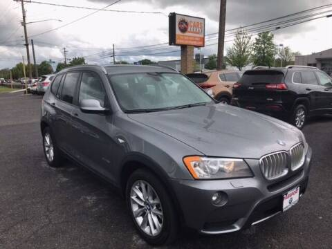 2014 BMW X3 for sale at Cars 4 Grab in Winchester VA