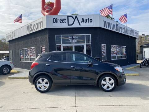 2015 Buick Encore for sale at Direct Auto in D'Iberville MS