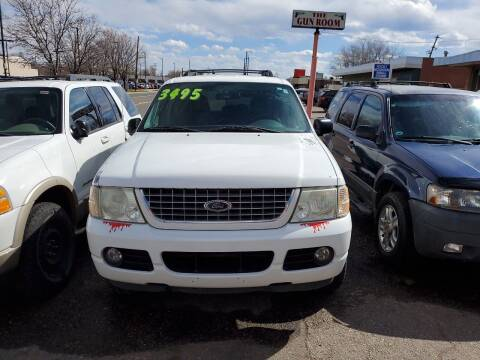 2005 Ford Explorer for sale at Highbid Auto Sales & Service in Lakewood CO