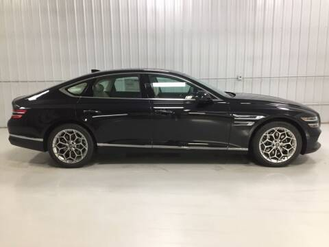 2021 Genesis G80 for sale at Elhart Automotive Campus in Holland MI