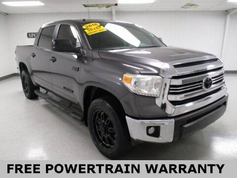 2016 Toyota Tundra for sale at Sports & Luxury Auto in Blue Springs MO
