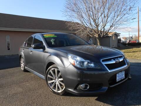 2013 Subaru Legacy for sale at McKenna Motors in Union Gap WA