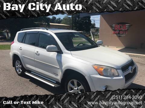 2010 Toyota RAV4 for sale at Bay City Auto's in Mobile AL