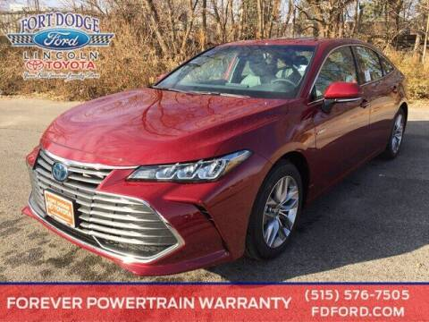 2021 Toyota Avalon Hybrid for sale at Fort Dodge Ford Lincoln Toyota in Fort Dodge IA