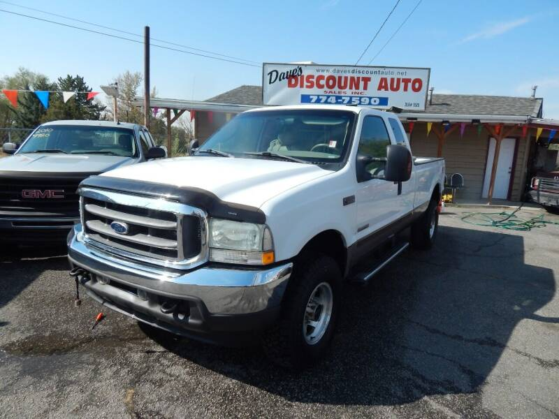 2004 Ford F-350 Super Duty for sale at Dave's discount auto sales Inc in Clearfield UT