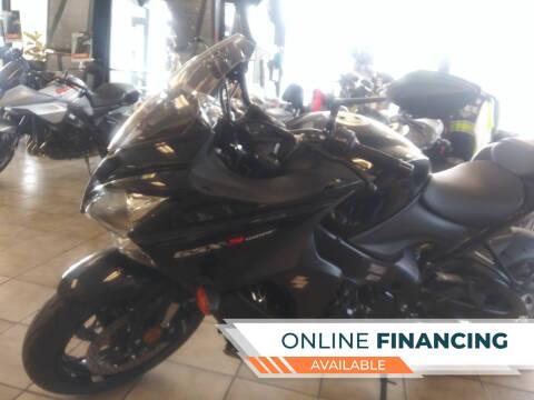 2020 Suzuki GSX-S1000F ( GSX-S1000FAM0) for sale at Suzuki of Tulsa in Tulsa OK