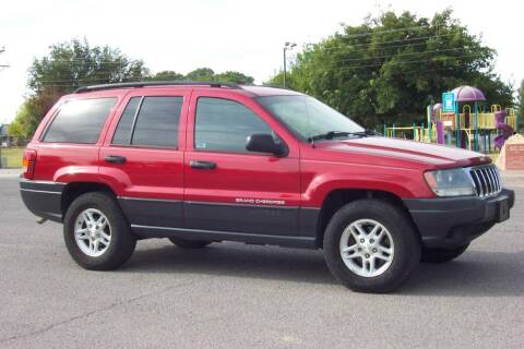 2003 Jeep Grand Cherokee for sale at Park N Sell Express in Las Cruces NM