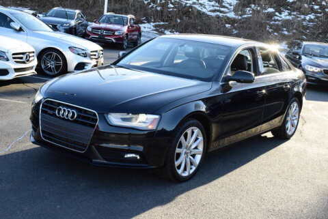 2013 Audi A4 for sale at Automall Collection in Peabody MA