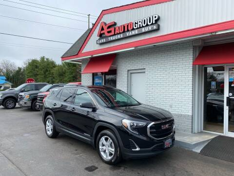 2019 GMC Terrain for sale at AG AUTOGROUP in Vineland NJ