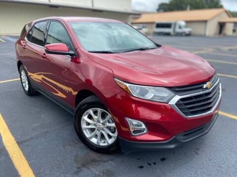 2018 Chevrolet Equinox for sale at D3 Auto Sales in Des Arc AR