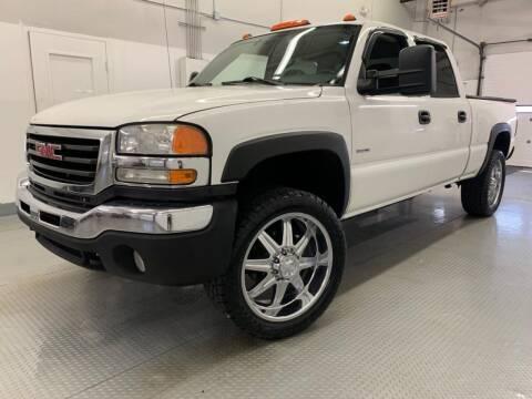 2006 GMC Sierra 2500HD for sale at TOWNE AUTO BROKERS in Virginia Beach VA
